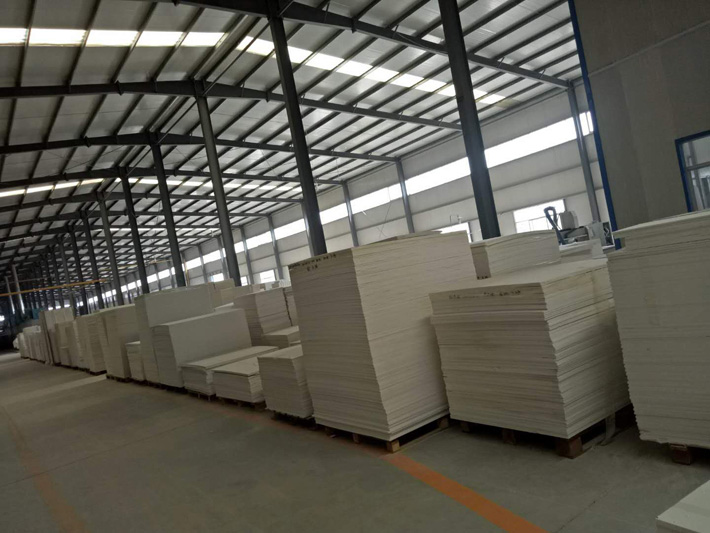 Ceramic Fiber Board  warehouse